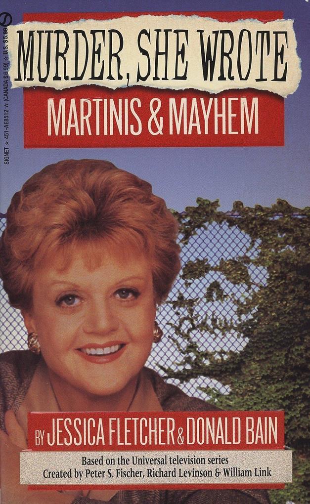 Martinis and Mayhem als Taschenbuch