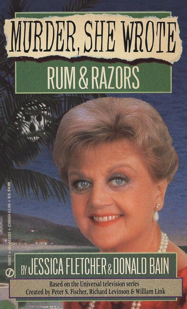 Rum and Razors als Taschenbuch