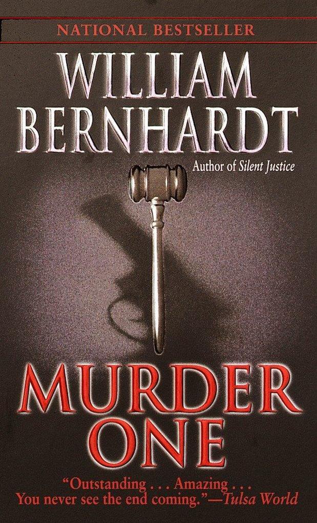 Murder One als Taschenbuch