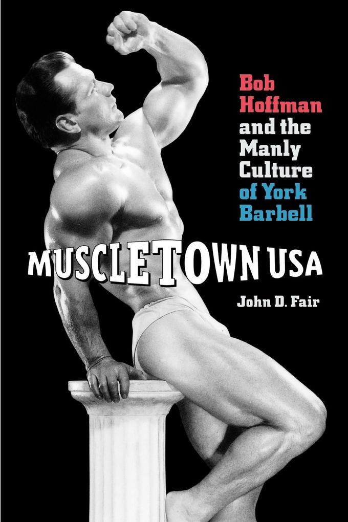 Muscletown USA als Taschenbuch