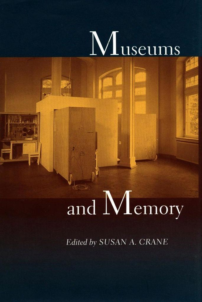 Museums and Memory als Taschenbuch
