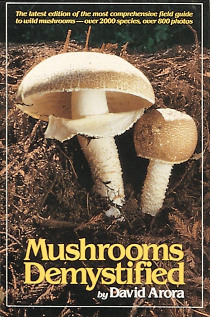 Mushrooms Demystified als Taschenbuch