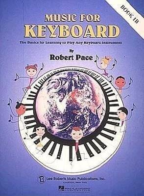 Music for Keyboard: Book 1b als Taschenbuch