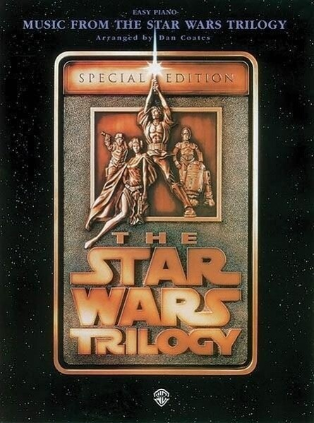 Music from the Star Wars Trilogy - Special Edition: Easy Piano als Taschenbuch