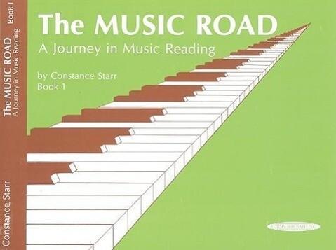 The Music Road, Bk 1: A Journey in Music Reading als Taschenbuch