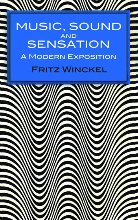 Music, Sound and Sensation als Taschenbuch