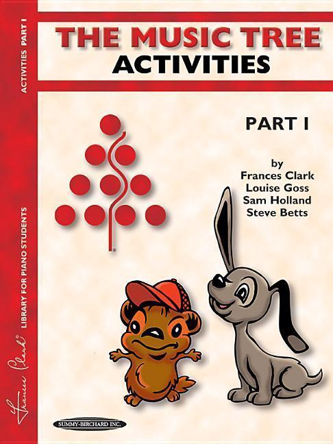 The Music Tree Activities Book: Part 1 als Taschenbuch