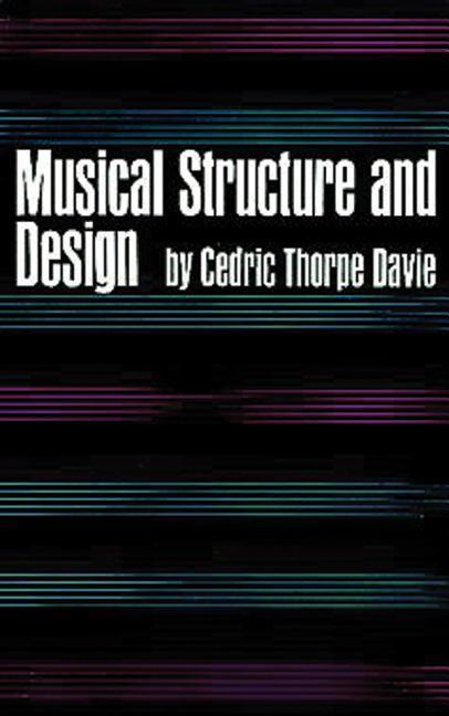 Musical Structure and Design als Taschenbuch