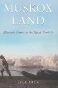 Muskox Land als Taschenbuch