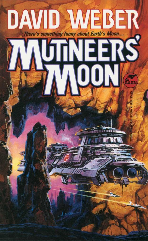 Mutineer's Moon als Taschenbuch