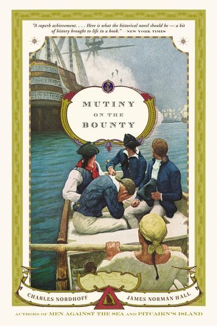 Mutiny on the Bounty als Taschenbuch