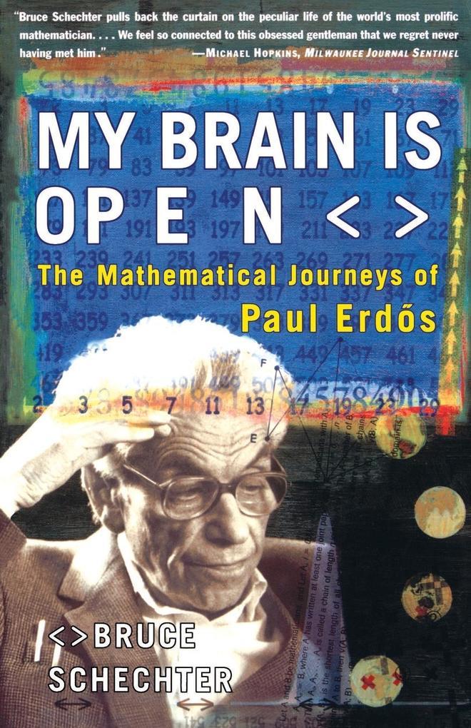 My Brain Is Open als Buch