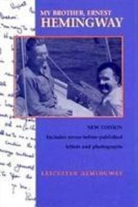 My Brother, Ernest Hemingway als Buch