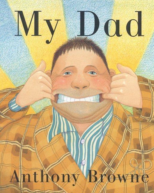 My Dad als Buch