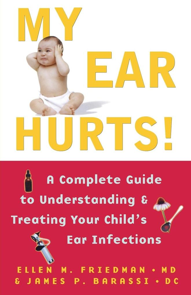 My Ear Hurts! als Taschenbuch