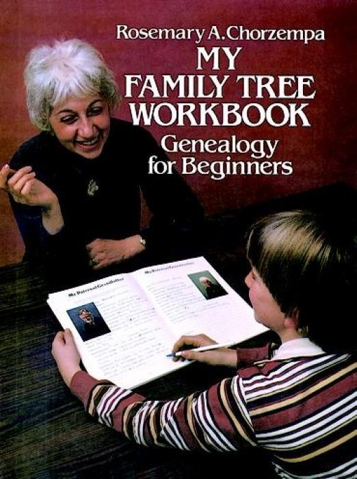 My Family Tree Workbook: Genealogy for Beginners als Taschenbuch