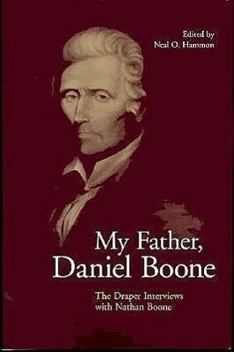 My Father, Daniel Boone als Buch