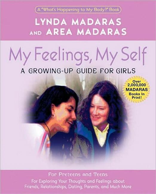 My Feelings, My Self: A Journal for Girls als Taschenbuch