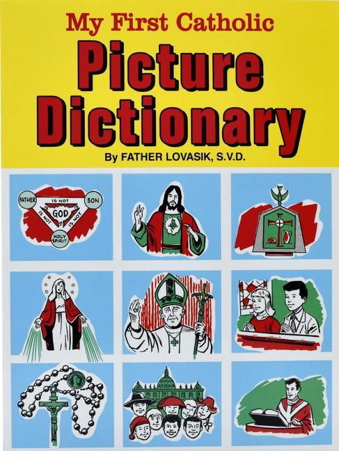 My First Catholic Picture Dictionary als Taschenbuch