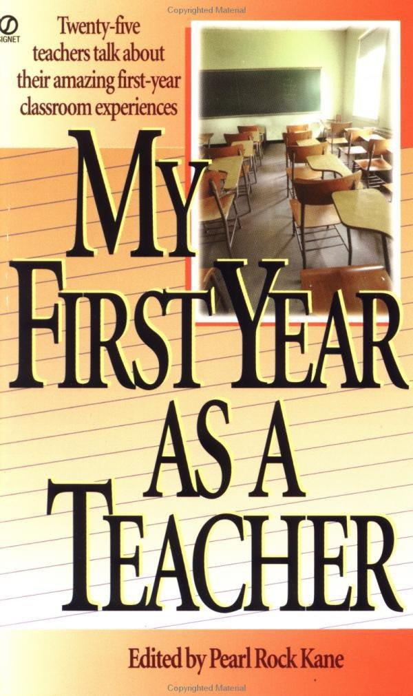 My First Year as a Teacher als Taschenbuch