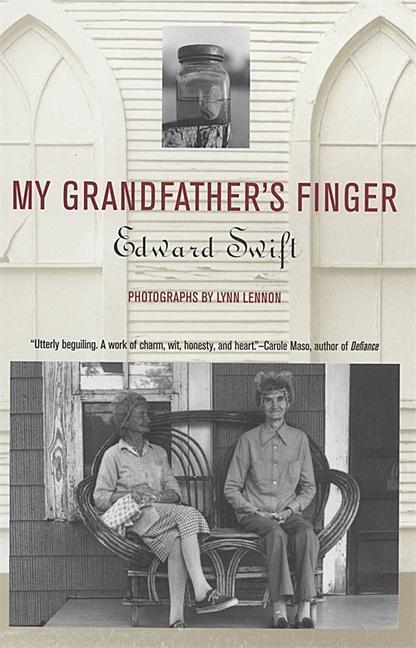 My Grandfather's Finger als Buch