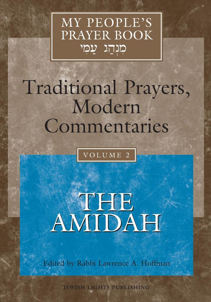 My People's Prayer Book Vol 2: The Amidah als Buch