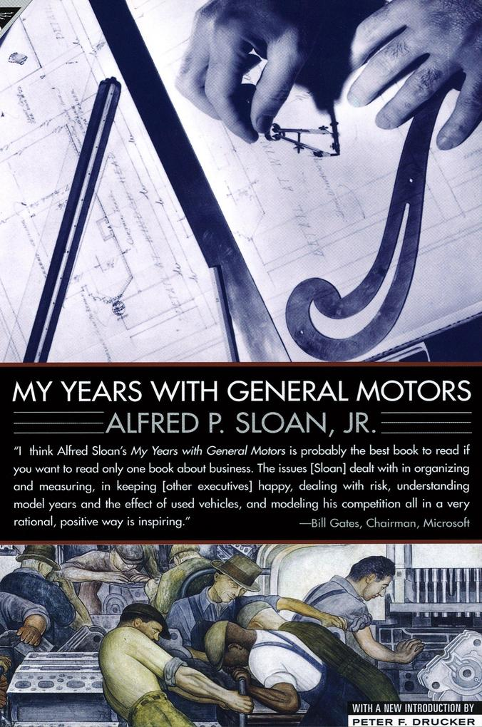 My Years with General Motors als Taschenbuch
