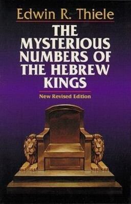 The Mysterious Numbers of the Hebrew Kings als Taschenbuch
