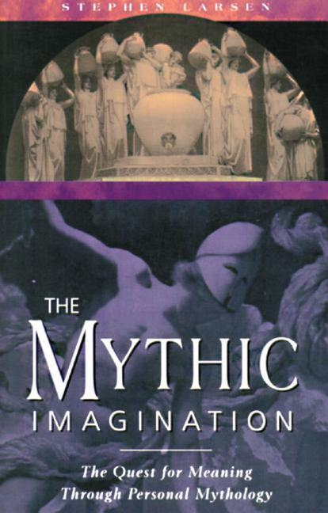 Mythic Imagination als Taschenbuch