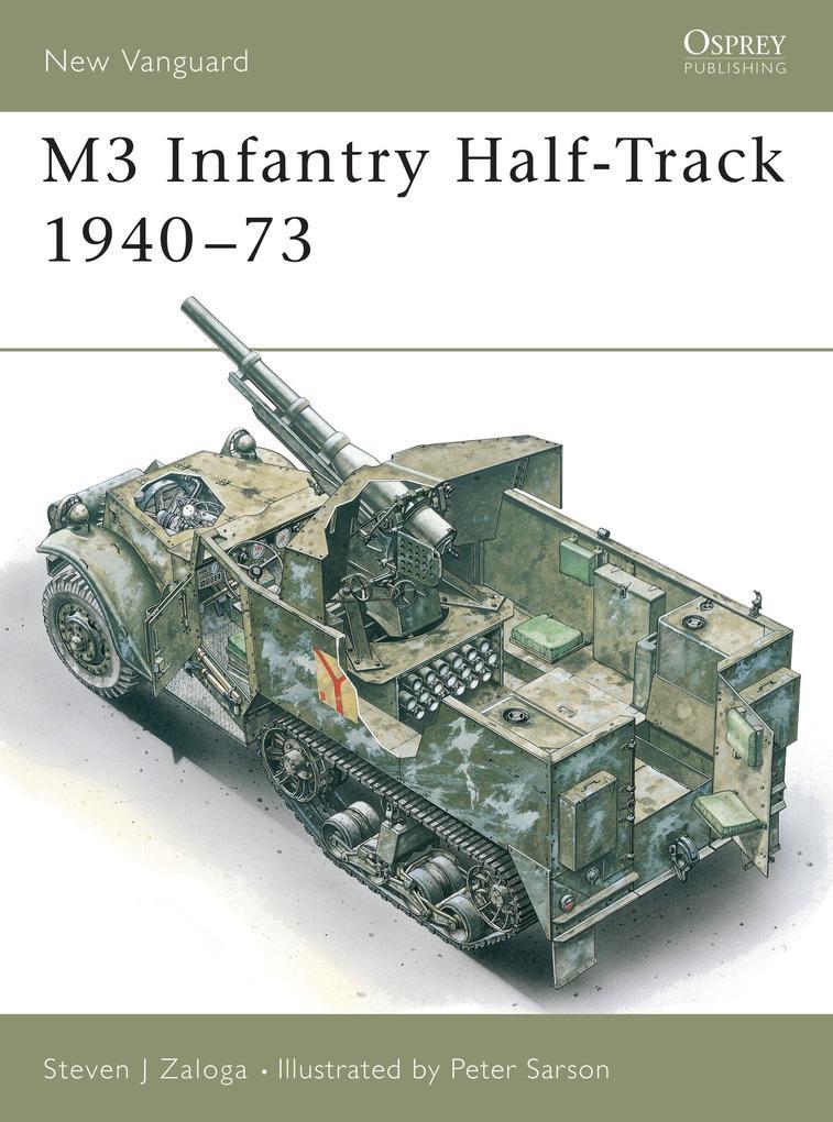 M3 Infantry Halftrack als Taschenbuch
