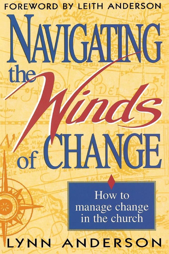 Navigating the Winds of Change als Taschenbuch