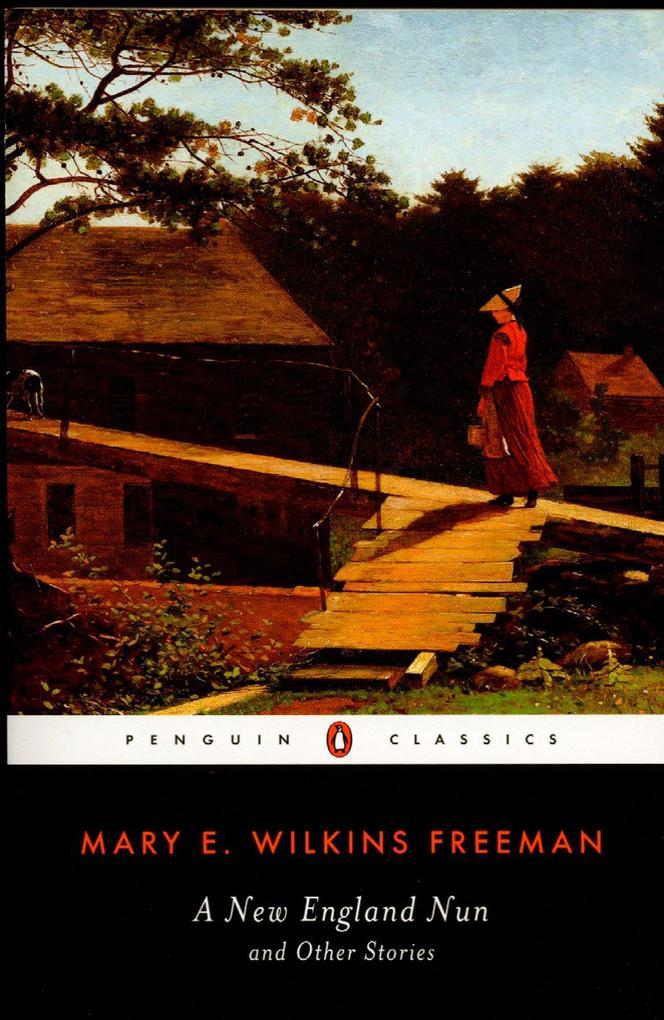A New England Nun: And Other Stories als Taschenbuch