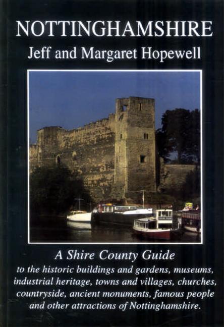 Nottinghamshire als Taschenbuch