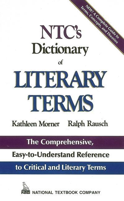 Ntc's Dictionary of Literary Terms als Taschenbuch