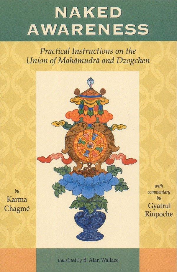 Naked Awareness: Practical Instructions on the Union of Mahamudra and Dzogchen als Taschenbuch