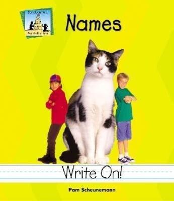 Names als Buch