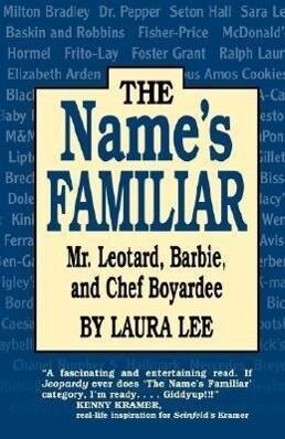 The Name's Familiar als Taschenbuch