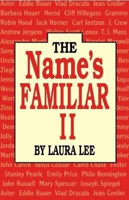 The Name's Familiar II als Taschenbuch