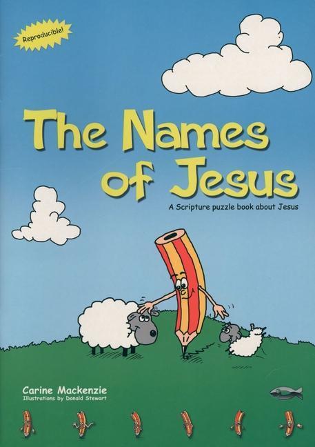 Names of Jesus als Taschenbuch