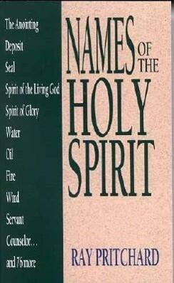 Names of the Holy Spirit als Taschenbuch