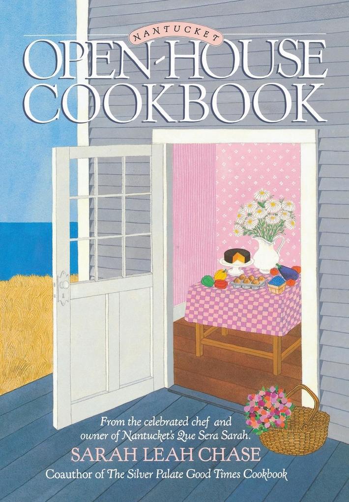 Nantucket Open-House Cookbook als Taschenbuch