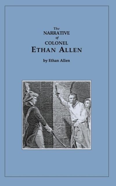 Narrative of Ethan Allen als Taschenbuch