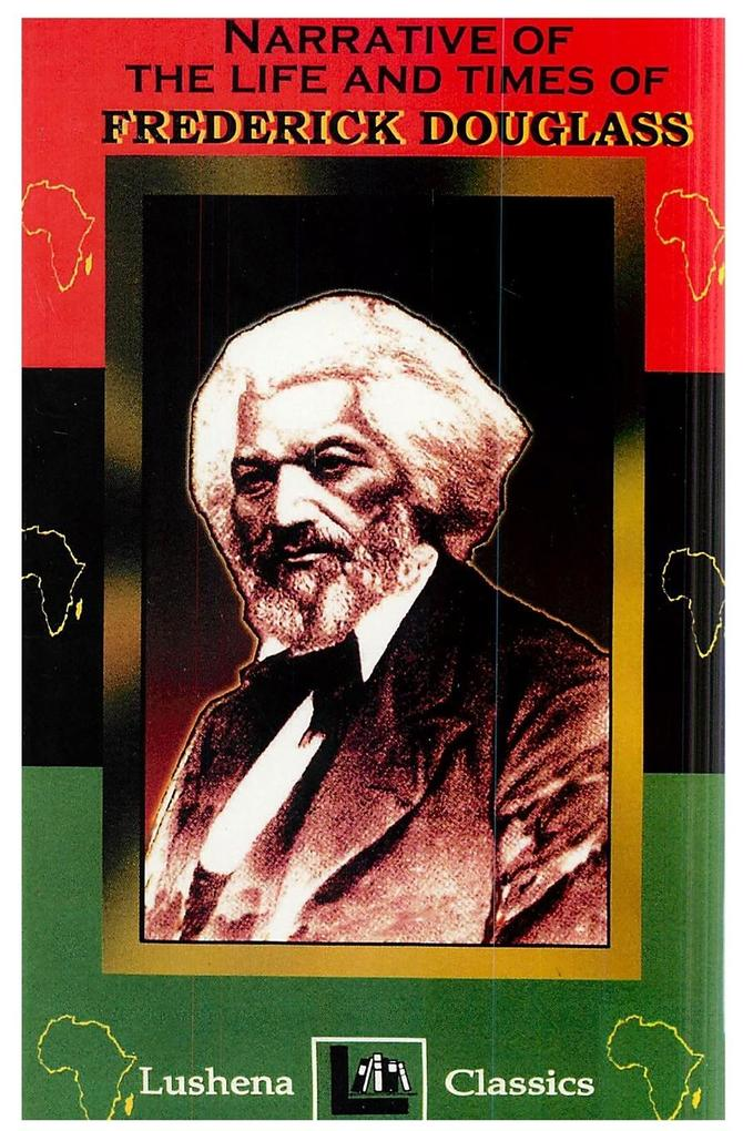 The Narritive Of The Life And Times Of Frederick Douglass als Taschenbuch