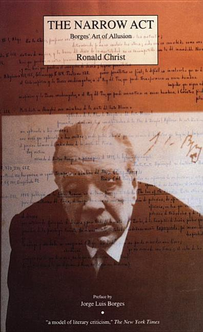 The Narrow ACT: Borges' Art of Allusion als Taschenbuch
