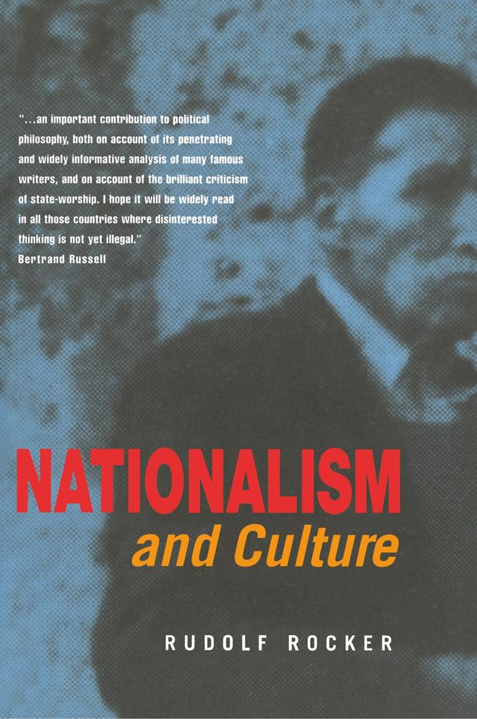 Nationalism and Culture als Taschenbuch