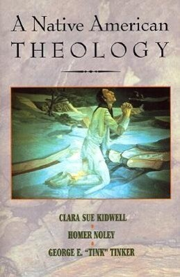 A Native American Theology als Taschenbuch