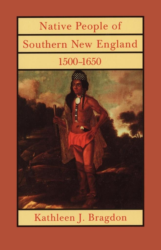 Native People of Southern New England als Taschenbuch