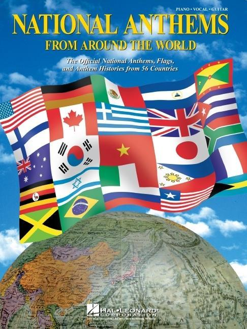National Anthems from Around the World als Taschenbuch