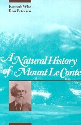 Natural History Mount Le Conte als Taschenbuch
