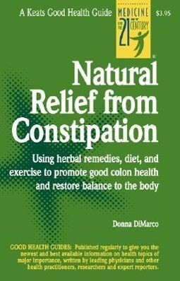 Natural Relief from Constipation als Taschenbuch